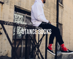STANCE SOCKS(スタンス)