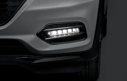RS専用LEDフォグライトガーニッシュ